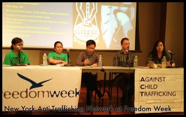 NYATN Labor Trafficking Panel