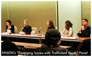 Suzanne Tomatore, Christa Stewart, Laura Matthews-Jolly, Jayne Bigelsen, and Martina Vandenberg