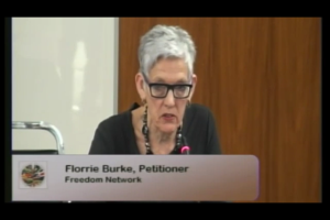 Florrie Burke