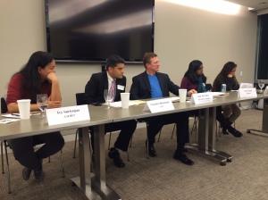 Ivy Suriyopas, Chandra Bhatnagar, Sam McCahon, Luna Ranjit, & Suhanna Gurung